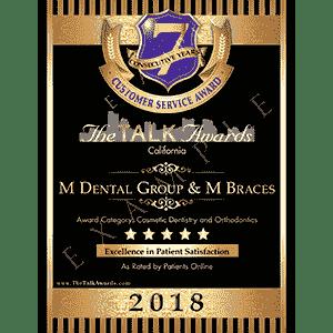 talk award 2018