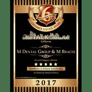 talk award 2017
