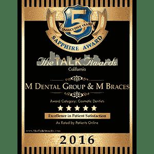 talk award 2016