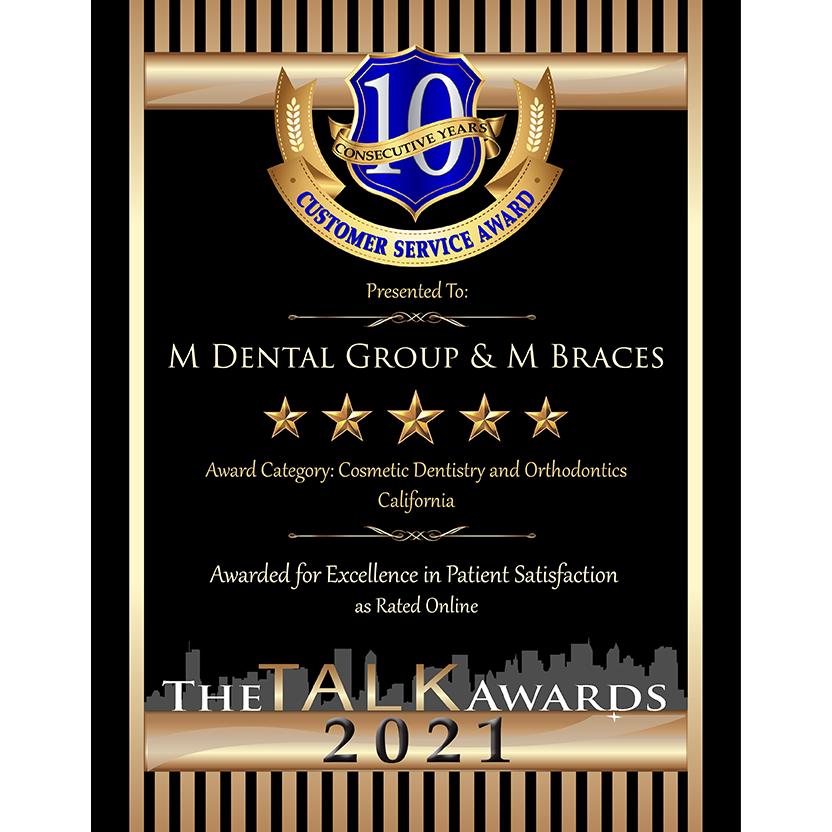 talk award 2021